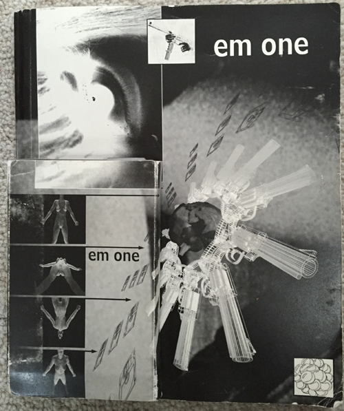 EMUs easy money units Em One book 1997
